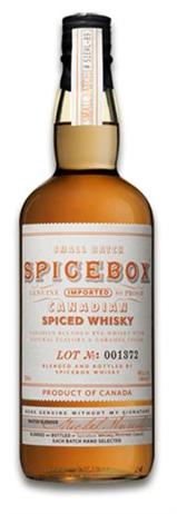Spicebox Canadian Whisky Spiced